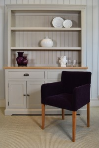 Adam dresser and Carroll dining chair