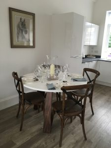 Show Home Dining Area