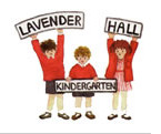 Logo for Lavender Hall Kindergarten